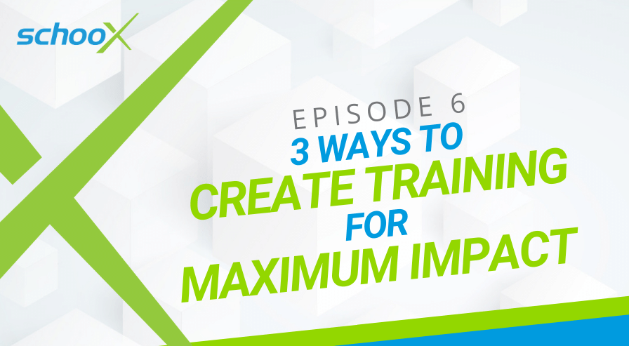 Building training for maximum impact