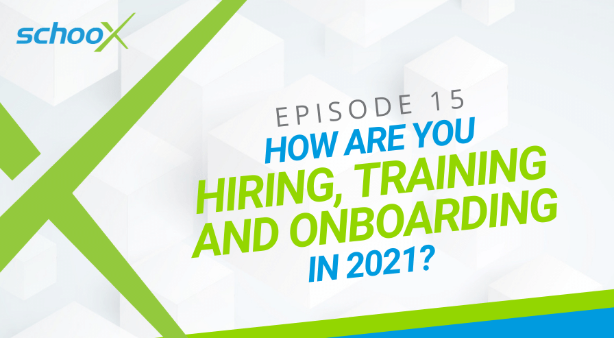 How Are You Hiring, Training, and Onboarding in 2021?