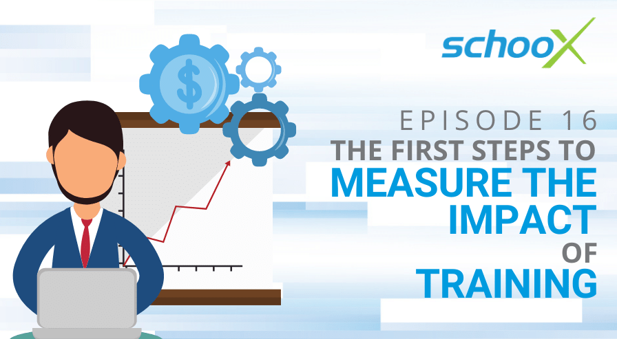The First Steps to Measure the Impact of Training