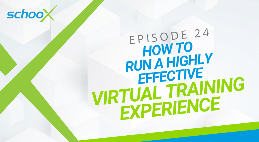 Running Highly Effective Virtual Training Experience