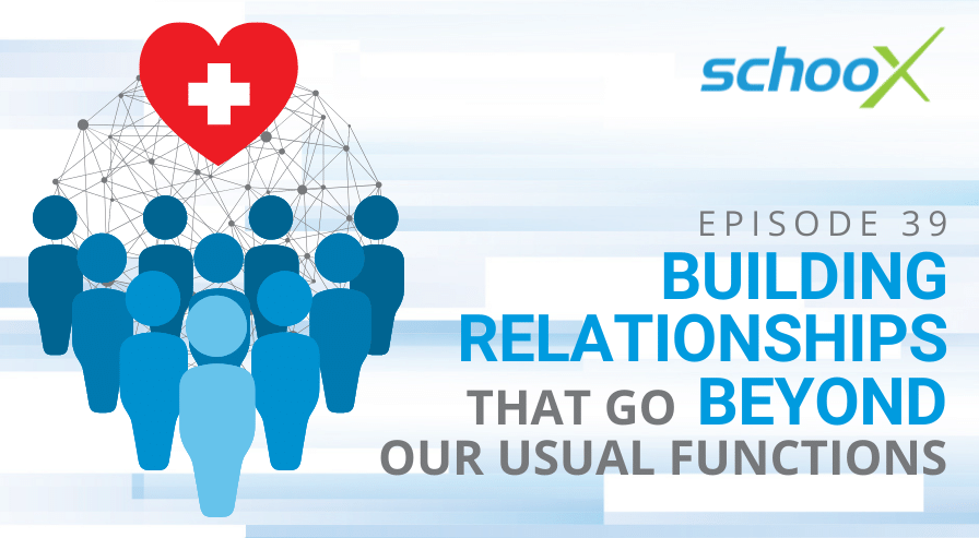 How to Build Work Relationships That Go Beyond Our Usual Functions